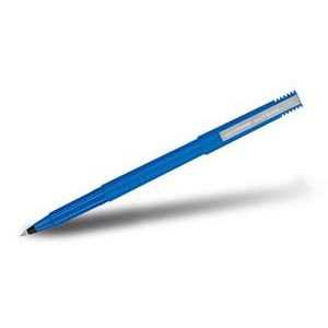 UNIBALL MICRO ROLLER BALL CAPPED PEN with ECO LEAF